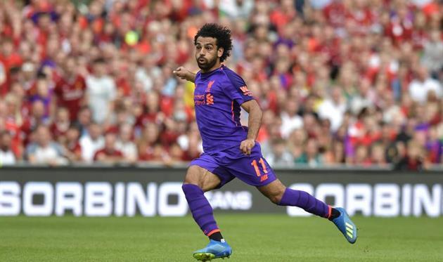 Мохаммед Салах может стать лучшим в прошлом сезоне, Getty Images