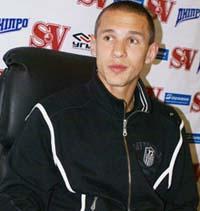 Евгений Песков, фото vorskla.com.ua