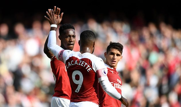 Арсенал, Getty Images