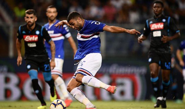 Фото: twitter.com/sampdoria