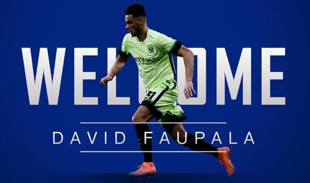 Давид Фаупала, apollon.com.cy