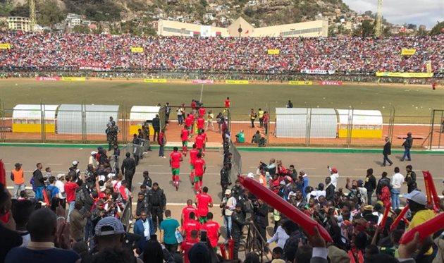 В давке перед матчем Кубка Африки погиб болельщик