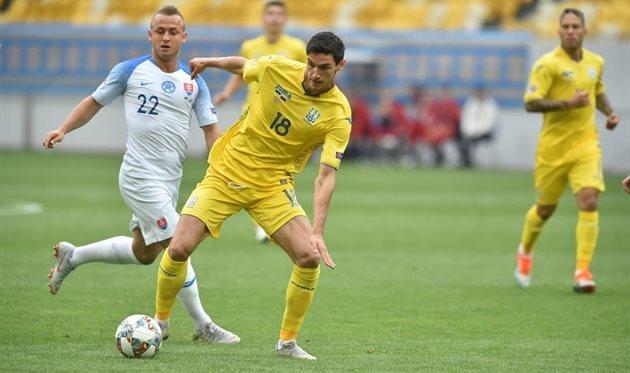 4022ab47481a Украина — Словакия 1 0 Видео гола и обзор матча — football.ua