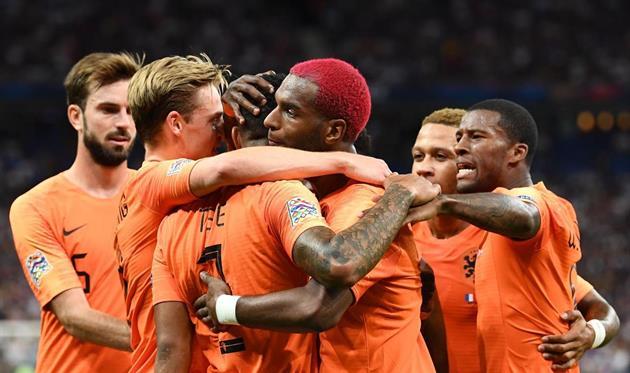 13 лет ожидания: Бабел забил за Нидерланды