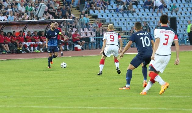 Десна — Арсенал-Киев, desna.football