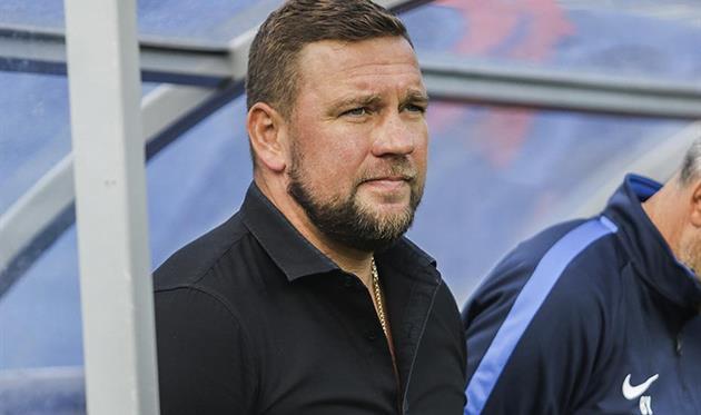 Александр Бабич, фото ФК Олимпик