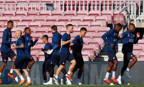 Лига чемпионов: «Барселона» забила 4 мяча. Хет-трик Месси. прелестное «возвращение» «Интера»