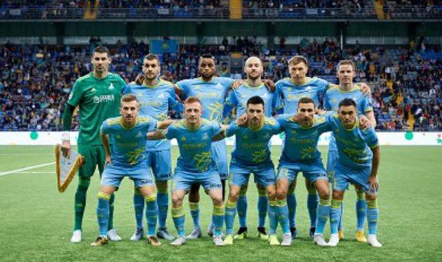 Фото ФК Астана