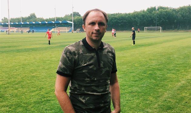 Александр Москаленко, фото Арсенал-Киев