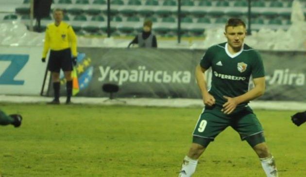 Михаил Сергийчук, фото: ФК Ворскла
