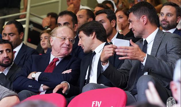 Руководители Милана не в восторге, но рубить сплеча не намерены, фото ФК Милан