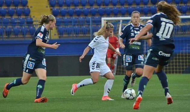 Житлобуд-1 попытается отыграть 5 мячей в ответном матче 1/16 Лиги чемпионов