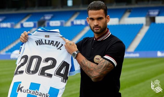 Виллиан жозе футболист