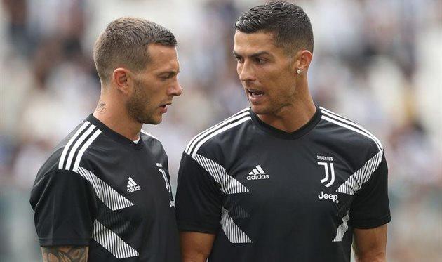 Роналду подозревает Реал вклевете обизнасиловании,— LaRepubblica— Футбол 24