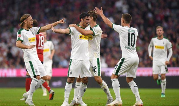 Игроки Боруссии М, Getty Images