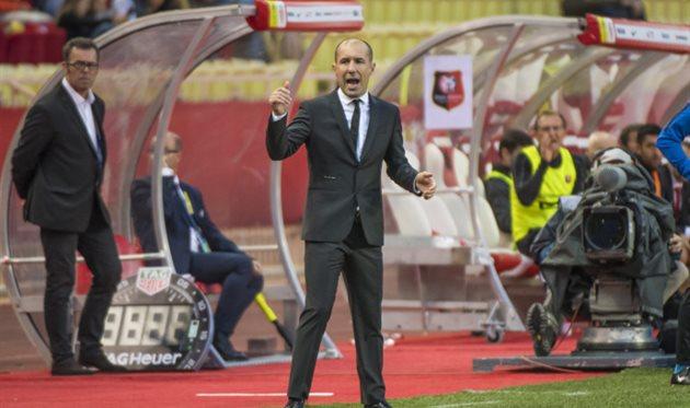 Жардим отправлен вотставку споста основного  тренера Монако