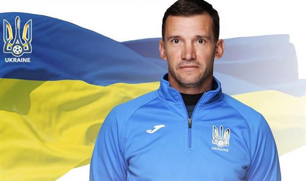 Андрей Шеченко, фото ФФУ