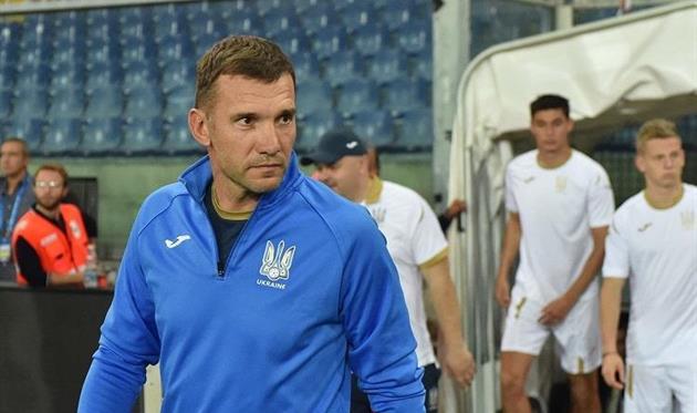 Андрей Шевченко, фото ФФУ