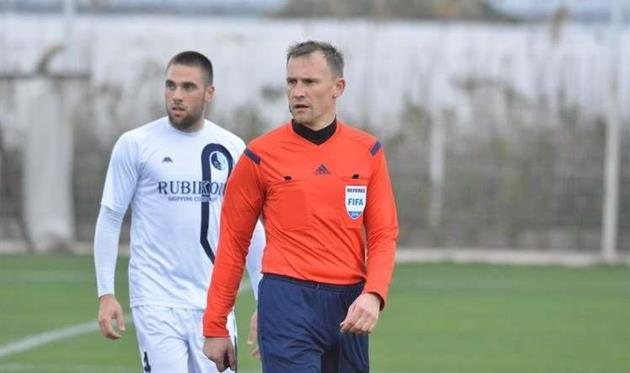 Виталий Романов, фото ФФУ