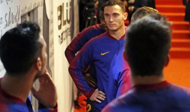 Томас Вермален, ФК Барселона