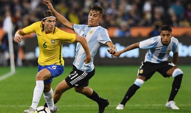 Бразилия - Аргентина