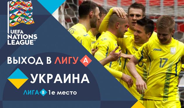 Украина - Чехия 1:0