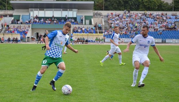 Андрей Барладым, фото ФК Кристалл