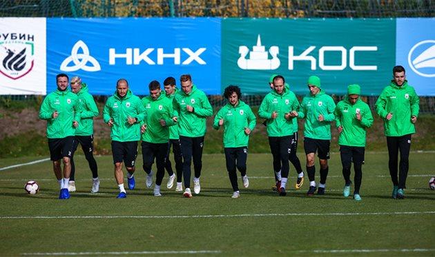 Рубин не сыграет в Лиге чемпионов и Лиге Европы, фото: ФК Рубин