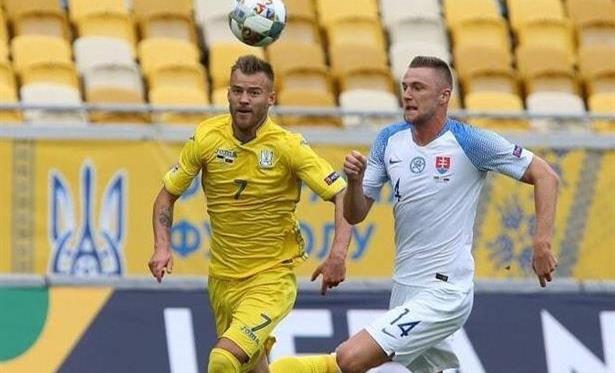 Словакия — Украина: билеты от 620 грн