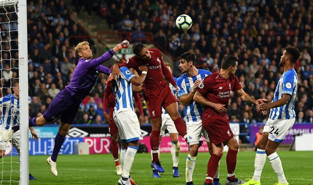 ливерпуль News: Ливерпуль 0:1 Видео гола и обзор матча