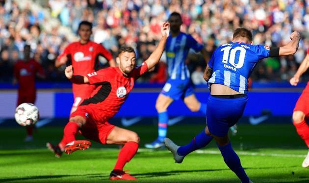 Дуда, twitter.com/Bundesliga_DE