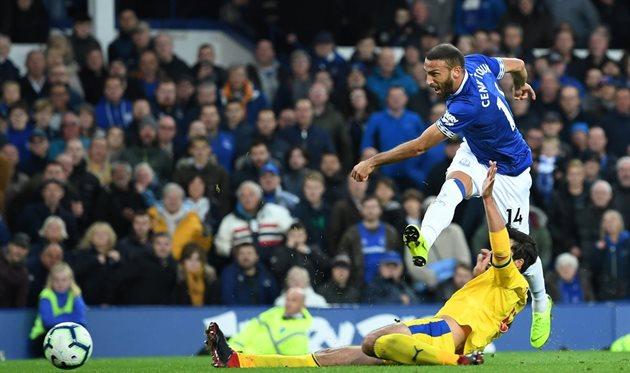 Фото: twitter.com/Everton