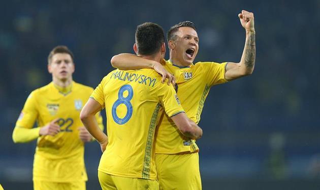 Рейтинг ФИФА: Украина поднялась на две позиции