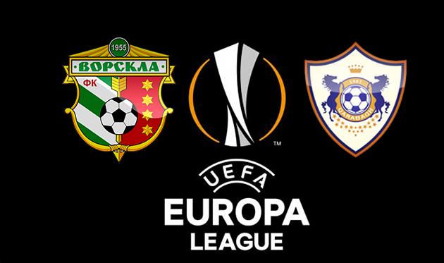 Ворскла — Карабах: онлайн-трансляция матча