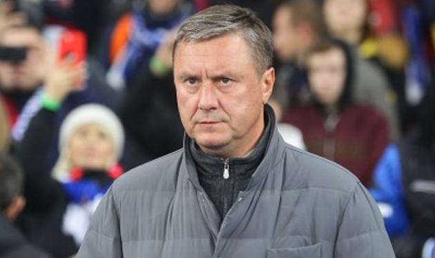 Александр Хацкевич, фото: ФК Динамо