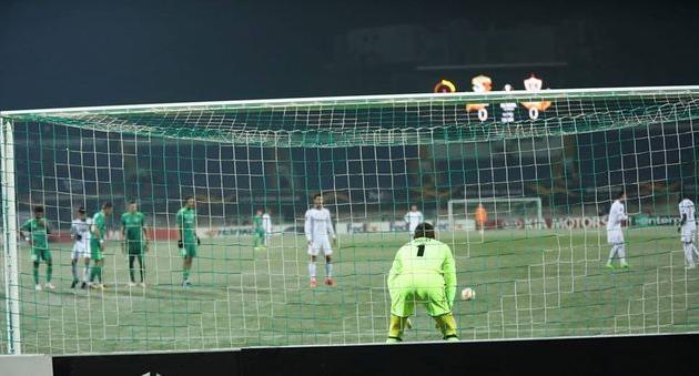 Ворскла — Карабах, фото ФК Карабах