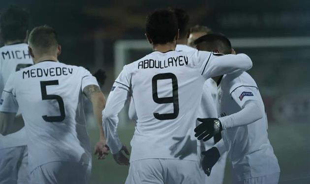 Ворскла — Карабах, ФК Карабах
