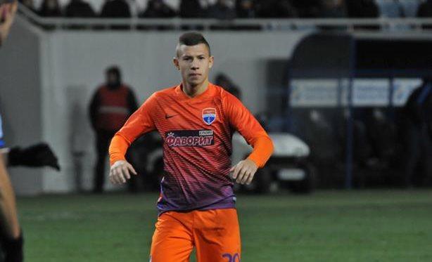Борячук вызван в основной состав сборной Украины