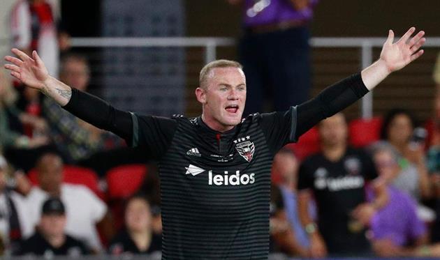 Wayne Rooney, Getty Images