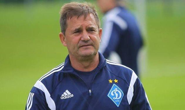 Рауль Рианчо, ФК Динамо Киев