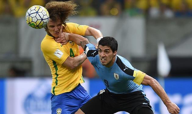 Уругвай - Бразилия, фото: Getty Images