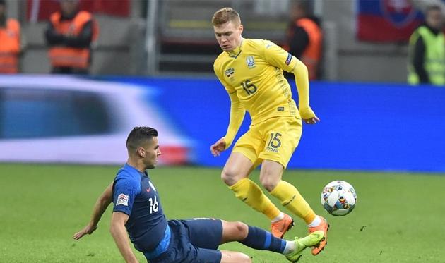 9a86019c8573 Кто был лучшим игроком сборной Украины в матче против Словакии ...