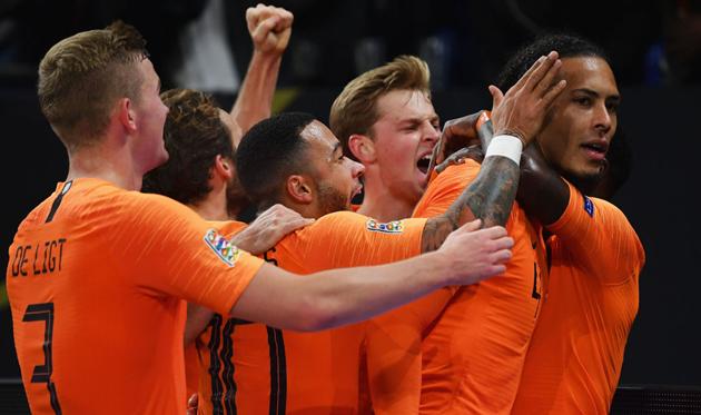 Сборная Нидерландов, Getty Images