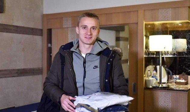 Александр Сваток, ФФУ