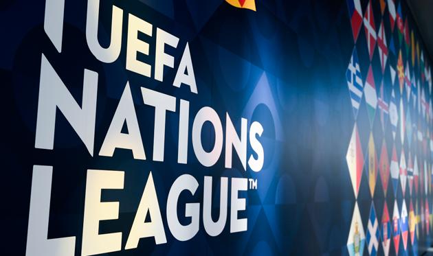 Общий рейтинг Лиги наций: Украина заняла 14-е место