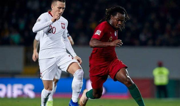 Португалия — Польша, Getty Images