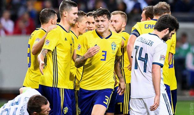 Игроки сборной Швеции, twitter.com/ManUtd