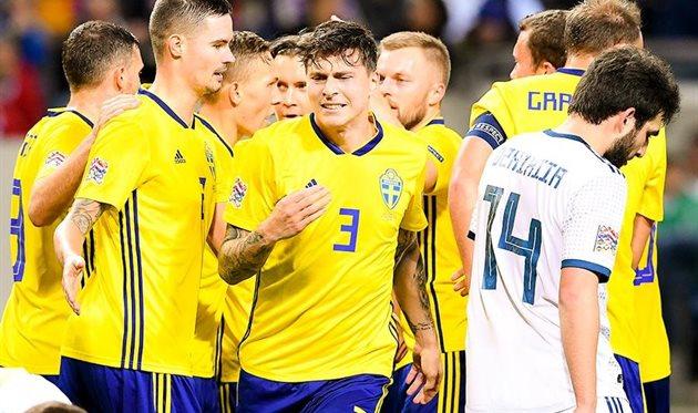 Швеция — Россия 2:0 Видео голов и обзор матча