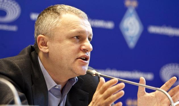Суркис: Был момент, когда судьба Динамо повисла на волоске