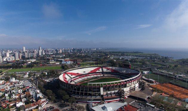 Стадион Монументаль, Getty Images